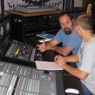 Education <em>Playing music or studio engineering</em>