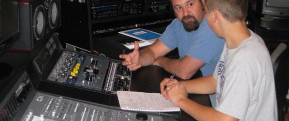 &#8211; Education &#8211; <em>Playing music or studio engineering</em>